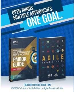 PMBOK(R) Guide-Sixth Edition / Agile Practice Guide Bundle (Pmbok Guide)