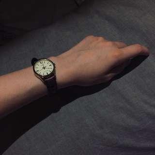 Casio 指針式手錶