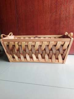 Bamboo Trough