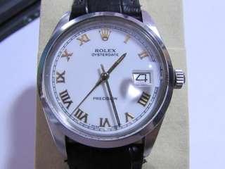 Rolex 6694 - Roman Dial