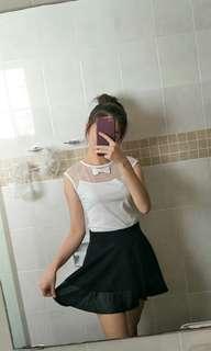 Cute ribbon top