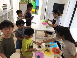Half day or full day intervention for children with special needs