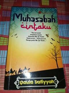 [PRELOVE] Malay Novel - Muhasabah Cintaku.