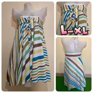 One Clothing Tube Dress
