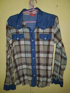 Get Laud Button down Long sleeves