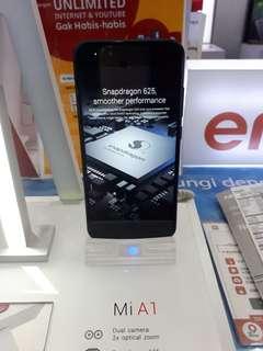 Promo Cicilan Xiaomi A1 Proses hanya 3 menit cukup bayar DP