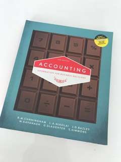 Accounting: Information for Business Decisions (2nd Edition)