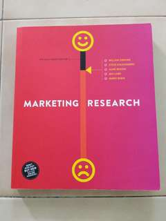 Marketing Research (4th Asia-Pacific Edition)