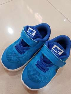 Boy Nike shoes