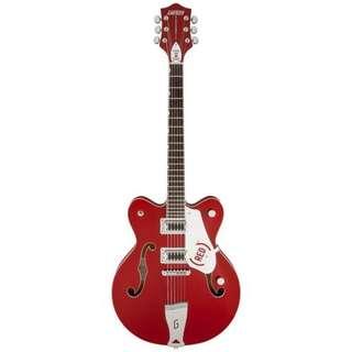 Gretsch G5623 Bono (RED) Electromatic Center Block Electric Guitar w/ Case