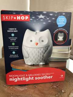 Skip hop Night Light Soother