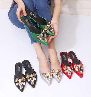Bead women sandals