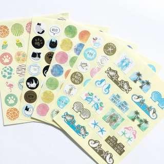 Sticker Sheet Grabbag
