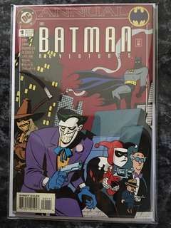 BATMAN ADVENTURES ANNUAL #1