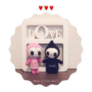 Crochet Tokidoki Ciao Ciao Doll