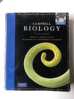 Campbell Biology Ninth Edition