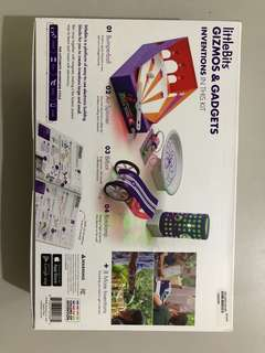 littleBits Gizmos and Gadgets Kit 1st Edition