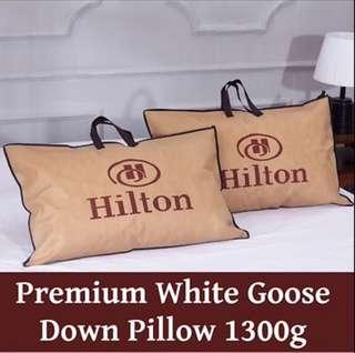 Pillow 1300g (Goose Down)