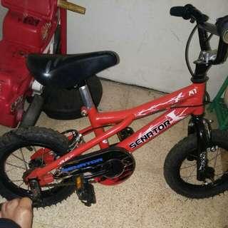 Sepeda roda 2 anak