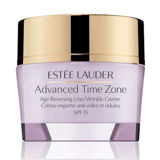【SOLD OUT】Estee Lauder Advanced Time Zone Age Reversing Line/Wrinkle Creme SPF15 50ml