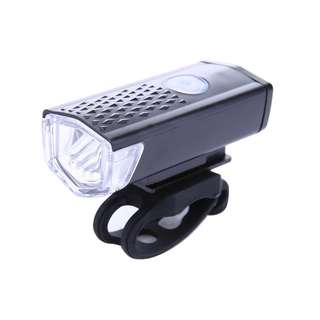 Rechargeable Bicycle Front Light 300 Lumens