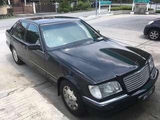 Mercedes S280 W140