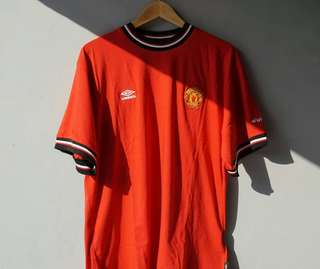 Jersey Manchester United Umbro Training Tee (BNIB)