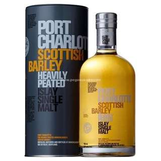 Bruichladdich Scottish Barley - Port Charlotte