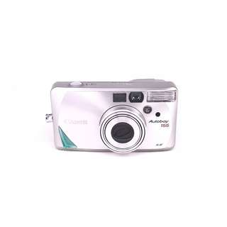 Canon Autoboy 155 Film Compact (Used) [SN: ******3116]