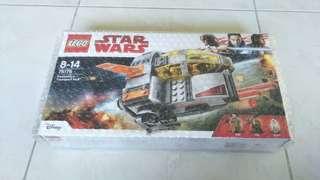 Brand New Lego Star Wars TM Resistance Transport Pod 75176