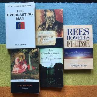 Christian books free nm