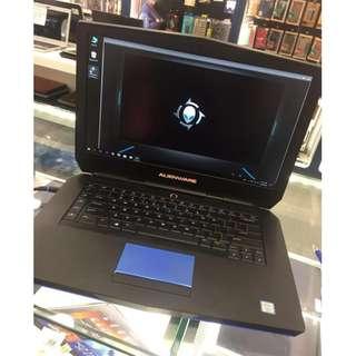 Alienware 15 R2 (i7-6k/16GB/256SSD/1TB/GTX965M)