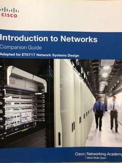 Cisco Introduction to Networks
