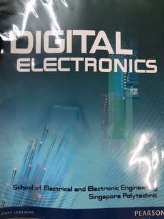 Singapore Polytechnic Digital Electronics Textbook