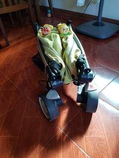 Preloved Quinny Zapp Stroller For Sale