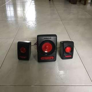 Sonigear speakers