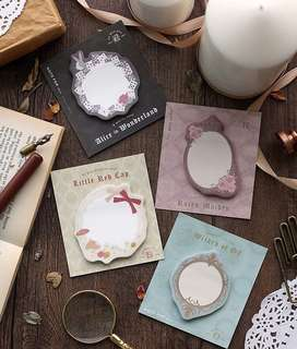 (PO) Fairy Tale Sticky Notes/ Post-its