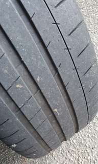 Michelin PSS Tyres 235/35/19