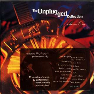 Various – The Unplugged Collection: Volume One CD