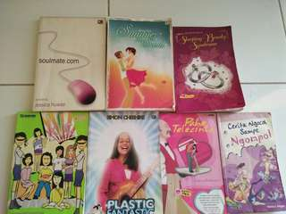 Take all 7 items - Harga Satuan Rp 10,000