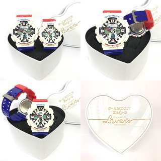 GSHOCK COUPLE NEW ARRIVALS