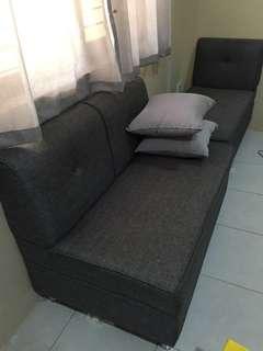 Mandaue Foam Sofa / Couch Set with 2 pillows