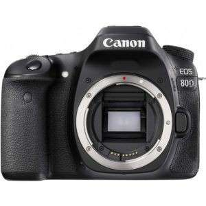 Kredit Canon EOS 80D Wi-Fi DSLR Body Only Resmi