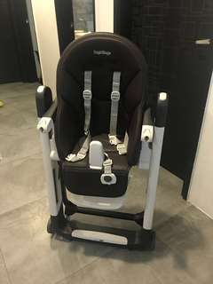Peg Peredo Siesta High Chair