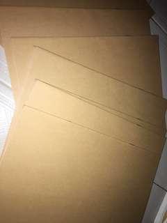 Muji A4 notebook