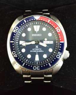 Seiko 潛水錶 復刻 鮑魚 srp773k1