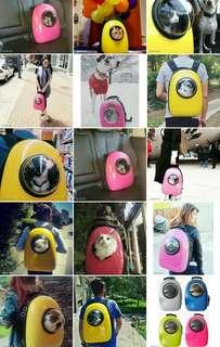 Tas Traveling hewan