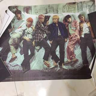 [CRAZY DEAL] BTS WINGS OFFICIAL POSTER