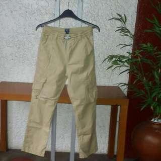 Gap Kids, Khaki Cargo Pants, Size US XL, UK 12 Yrs