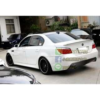 BMW E60 520 改3.0引擎